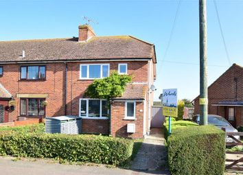 Thumbnail 3 bed semi-detached house for sale in Belcaire Close, Lympne, Hythe, Kent