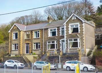 3 bed semi-detached house for sale in King Edward Street, Blaengarw, Bridgend CF32