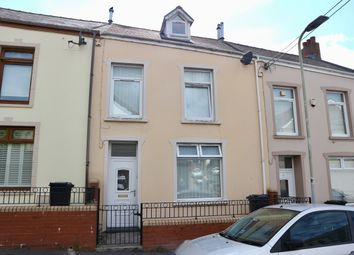 Thumbnail 4 bed terraced house for sale in Graig Terrace, Dowlais, Merthyr Tydfil