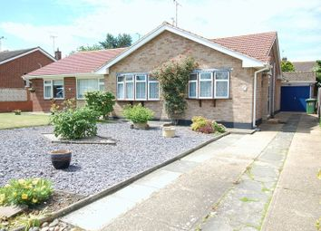 Thumbnail 2 bed semi-detached bungalow for sale in The Spinney, Orsett, Grays