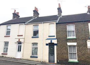 Thumbnail 2 bed terraced house for sale in 5 Dane Road, Ramsgate, Kent