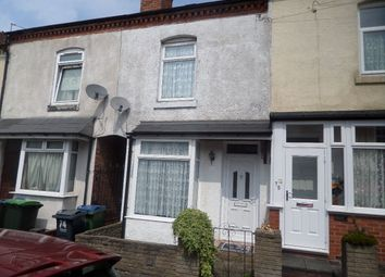 Thumbnail 2 bed terraced house to rent in Ethel Street, Bearwood