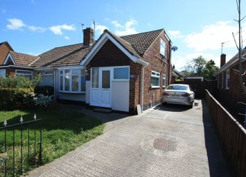 Thumbnail 3 bed semi-detached bungalow for sale in Cedar Road, Ormesby, Middlesbrough