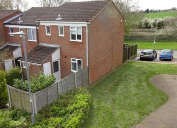 Thumbnail 2 bed end terrace house for sale in Kimbolton Crescent, Hertford Road, Stevenage, Herts