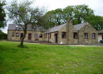Thumbnail 5 bedroom barn conversion to rent in Bethlehem, Haverfordwest