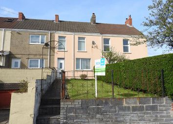 Thumbnail 3 bed property for sale in Seaview Terrace, Bonymaen, Swansea