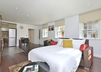 Thumbnail Studio to rent in Queen Victoria Terrace, Sovereign Court, Wapping, London