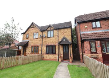 Thumbnail 3 bed semi-detached house to rent in Cedar Park Drive, Bolsover, Chesterfield