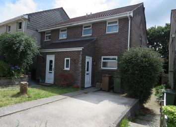 3 bed end terrace house for sale in Rogate Drive, Plymouth PL6