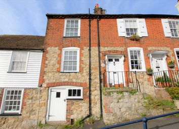 Thumbnail 2 bed terraced house for sale in Church Hill, Hythe