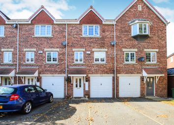 Thumbnail 3 bed town house for sale in Castle Lodge Way, Rothwell