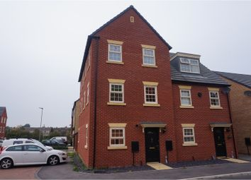 Thumbnail 2 bed semi-detached house for sale in Fallbrook Road, Castleford