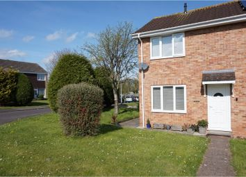 Thumbnail 2 bed end terrace house for sale in Calvados Road, Taunton