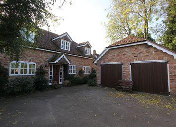 Thumbnail 4 bed detached house for sale in Station Road, Bluntisham, Huntingdon, Bluntisham, Huntingdon, Cambridgeshire