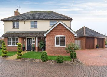 Thumbnail 4 bed detached house for sale in Hengistbury Lane, Tattenhoe, Milton Keynes, Buckinghamshire