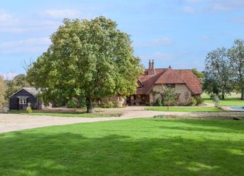 Thumbnail 7 bed detached house for sale in Corpusty Road, Wood Dalling, Norwich