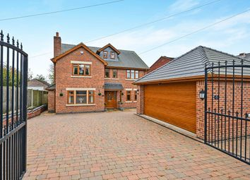 Thumbnail 6 bed detached house for sale in Church Lane, Selston, Nottingham