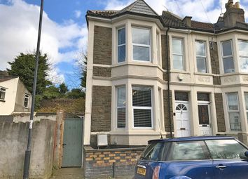 Thumbnail 3 bedroom end terrace house for sale in Gerrish Avenue, Whitehall, Bristol