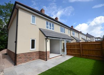 Thumbnail 4 bed end terrace house for sale in Cleeve Mews, Downend, Bristol
