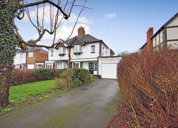 3 bed semi-detached house for sale in Longmore Road, Shirley, Solihull B90