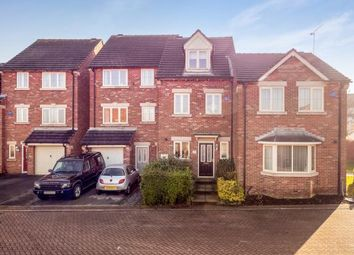 Thumbnail 3 bed terraced house for sale in Butlerwood Close, Kirkby In Ashfield, Nottingham, Nottinghamshire