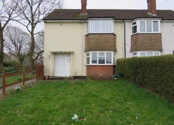 Thumbnail 1 bed maisonette for sale in Deepwood Grove, Bartley Green, Birmingham