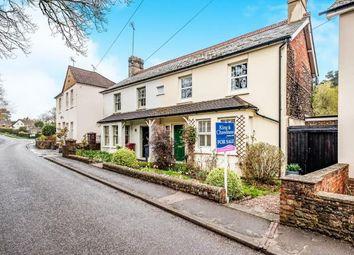 3 bed semi-detached house for sale in Devon Villas, Lower Street, Fittleworth, Pulborough RH20