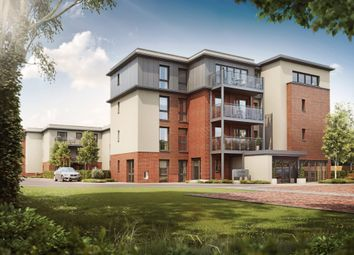 Thumbnail 1 bedroom flat for sale in Linden Court, Hampton Lane, Solihull, West Midlands