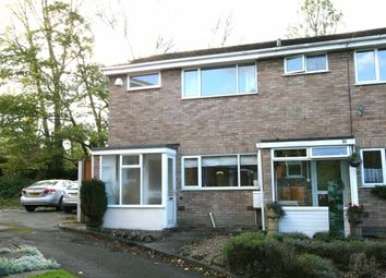 Thumbnail 3 bedroom end terrace house to rent in Burnside Gardens, Park Hall, Walsall