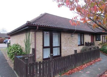 Thumbnail 1 bed semi-detached bungalow to rent in Witham Court, Bletchley, Milton Keynes