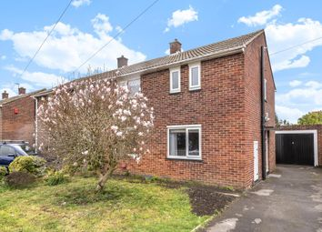 Thumbnail 3 bedroom semi-detached house for sale in Longcroft Road, Thatcham