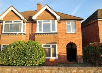 Thumbnail 3 bed semi-detached house for sale in Buxton Drive, Bexhill-On-Sea