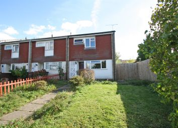Thumbnail 2 bed end terrace house for sale in St. Albans Close, Wood Street Village, Guildford