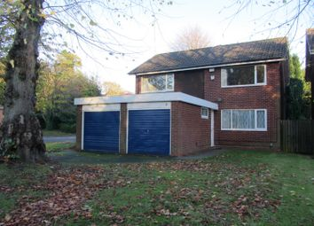 Thumbnail 4 bed detached house to rent in Rodman Close, Edgbaston, Birmingham