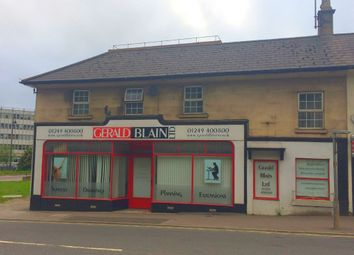 Thumbnail 1 bed flat for sale in New Road, Chippenham