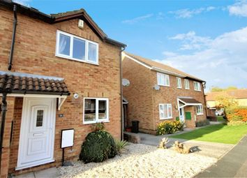 Thumbnail 2 bedroom semi-detached house to rent in Bayleaf Avenue, Swindon, Wiltshire