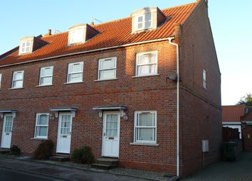 Thumbnail 3 bedroom end terrace house to rent in Ravensmere, Beccles