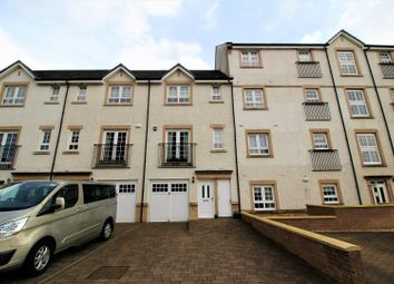Thumbnail 3 bed town house for sale in Parklands Oval, Glasgow