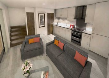 Thumbnail 1 bed town house for sale in Broadgate, Beeston