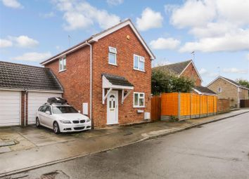 Thumbnail 3 bed link-detached house for sale in Windsor Road, Sawtry, Huntingdon
