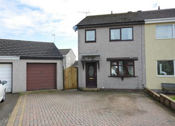 Thumbnail 3 bed semi-detached house for sale in 60 Winchester Drive, Whitehaven, Cumbria