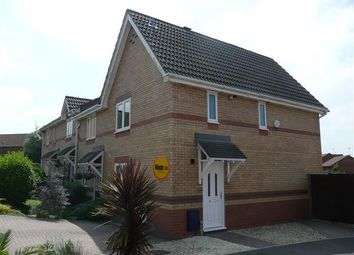 Thumbnail 3 bed end terrace house to rent in Garvey Close, Thornwell, Chepstow