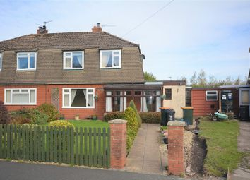 Thumbnail 3 bed semi-detached house for sale in St. Peters Crescent, Peterstone Wentlooge, Cardiff.