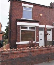 Thumbnail 2 bed end terrace house to rent in Hilton Fold Lane, Middleton, Manchester