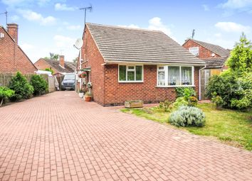 Thumbnail 2 bed detached bungalow for sale in Browning Street, Derby