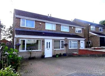 Thumbnail 3 bed semi-detached house for sale in Severnvale Close, Allestree, Derby