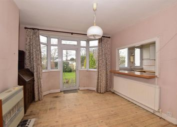 Thumbnail 3 bed terraced house for sale in Kew Crescent, Sutton, Surrey