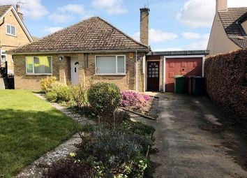 Thumbnail 2 bed detached bungalow to rent in Old North Road, Wansford, Peterborough
