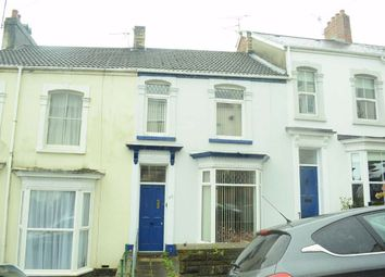 3 bed terraced house for sale in Glanmor Crescent, Uplands, Swansea SA2