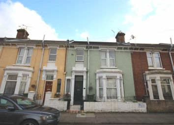 Thumbnail 4 bed terraced house to rent in Sheffield Road, Portsmouth